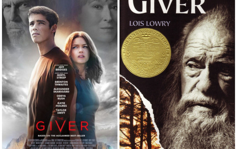 The Giver: Book vs. Movie
