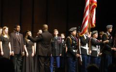 Choir Pays Tribute to Veterans