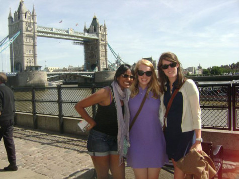 Traveling to New Horizons: Former Students Discuss Study Abroad Experiences