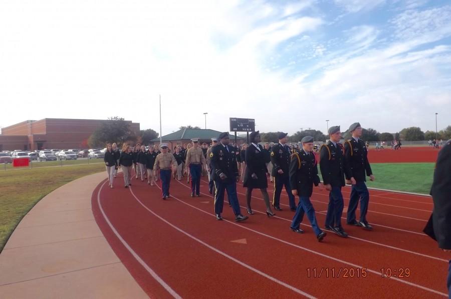 Photo Gallery:Veterans Day Parade