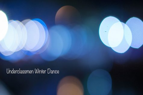 Underclassmen Winter Dance