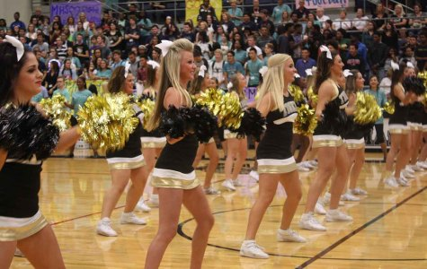 Photo Gallery: Homecoming Pep Rally