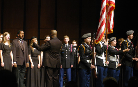 Choir Pays Tribute to Veterans