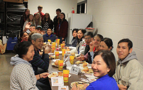 NHS Hosts Custodian Appreciation Dinner