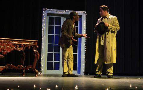"Students perform  ""A Christmas Carol"""