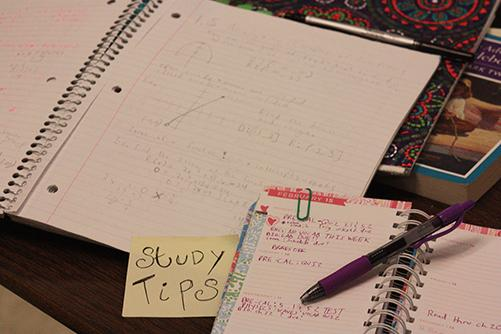 Top Students Offer Studying Tips