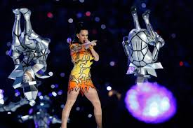 Review: Katy Perry's Super Bowl Halftime Performance