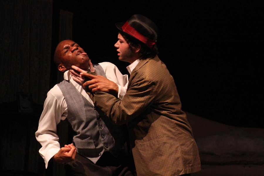 Theatre Presents One Act Play