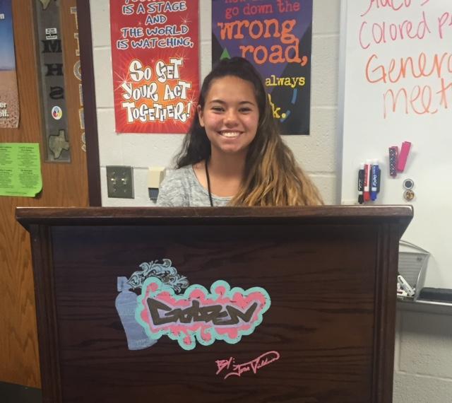 Student Profile: Natalie Rocha