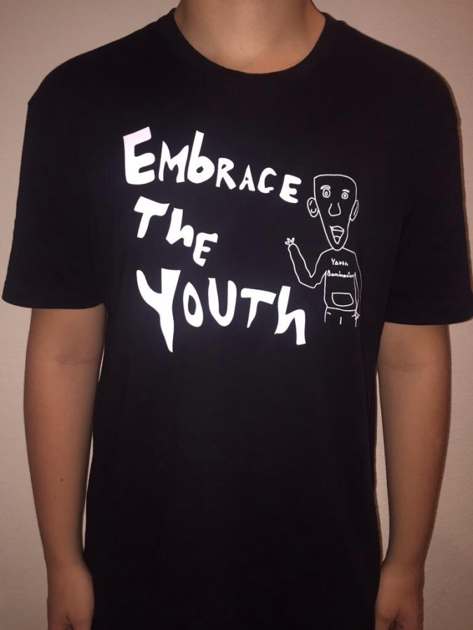 Student Designs Clothing Line