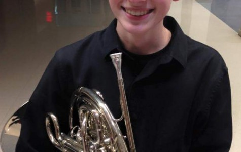 Sophomore Makes All-State Band