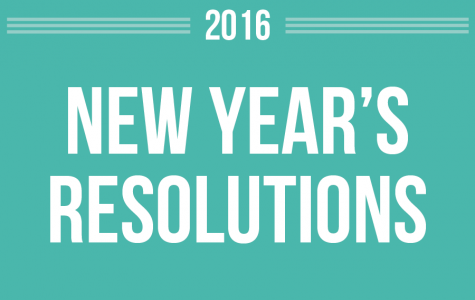 Column: New Year's Resolutions