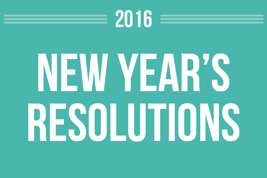 Column: New Years Resolutions