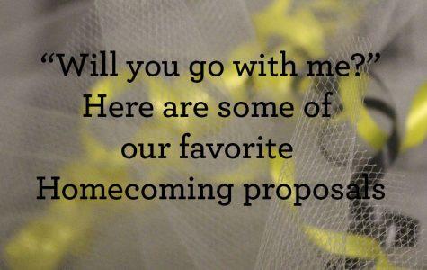 Homecoming Proposals