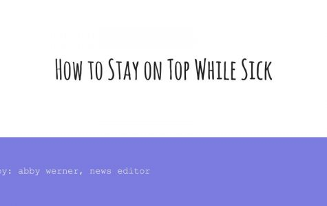 How to Stay on Top While Sick