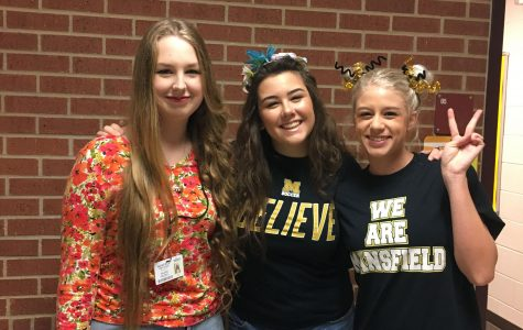 Photo Gallery: Crazy Hair Day