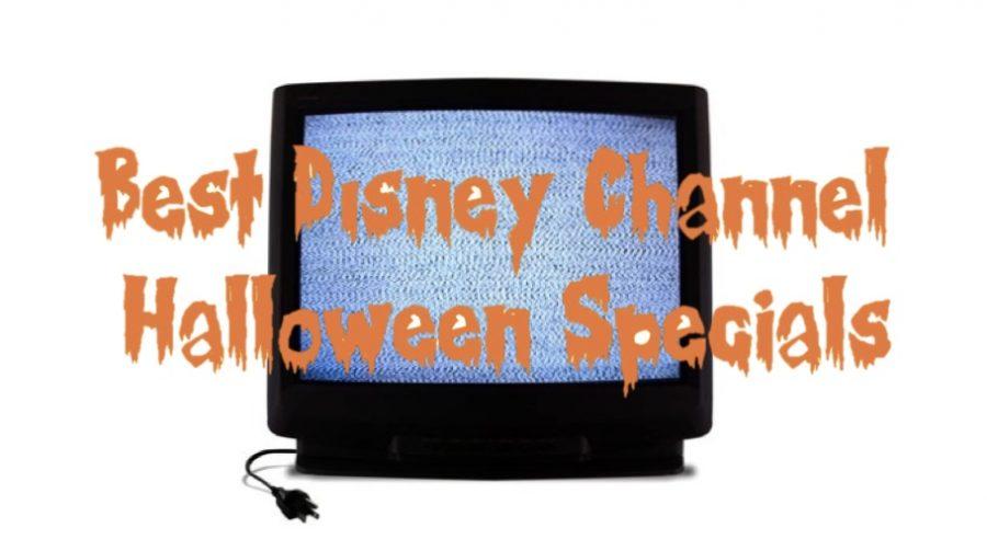 best disney channel halloween specials the uproar