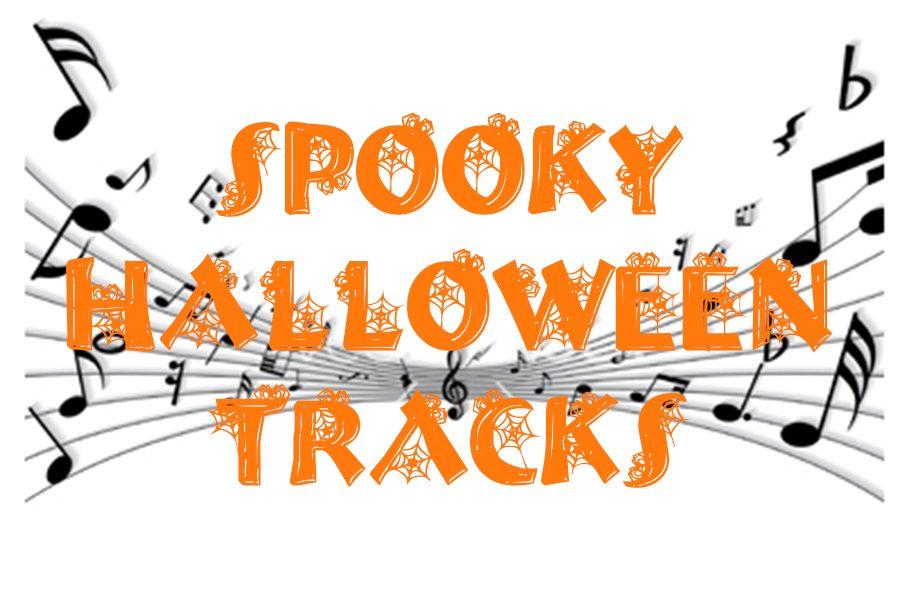 Spooky Tracks for Halloween