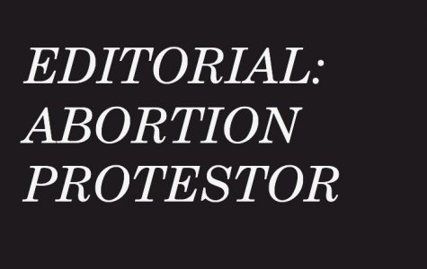 Editorial: Abortion Protester