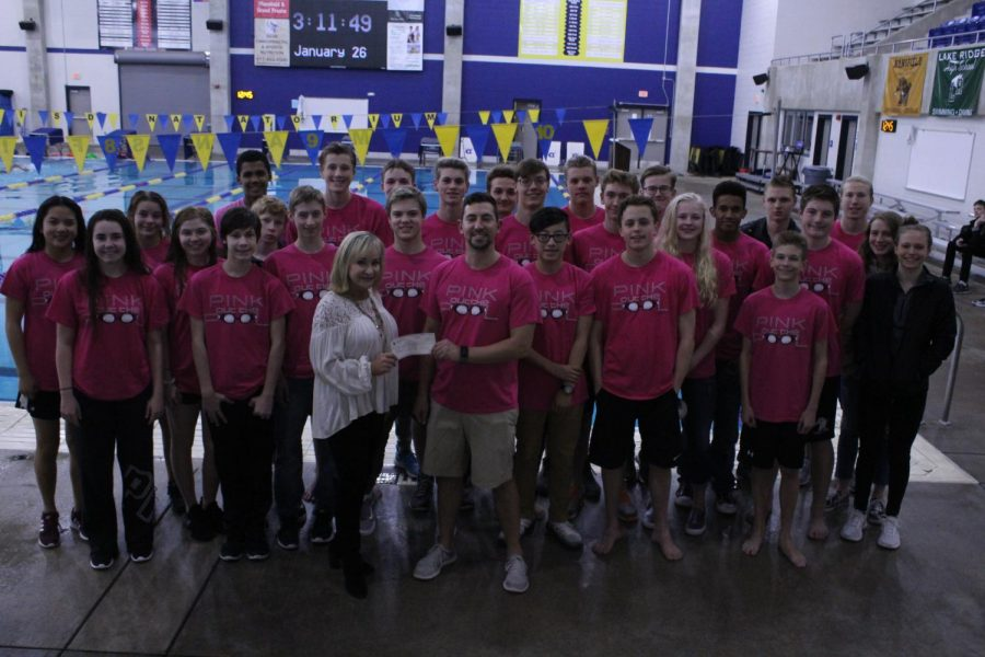 Pink Out the Pool