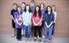 9 Students Represent Mansfield in the UIL State Competition
