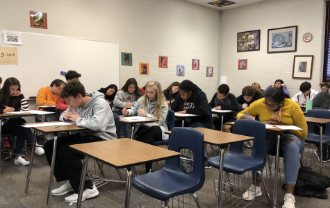 Students to Take AP Common Assessments