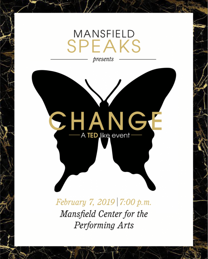 Mansfield+Speaks+Presents+CHANGE+on+Thursday+at+PAC