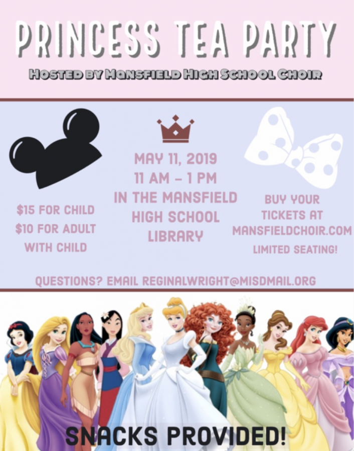 Choir+Hosts+Princess+Tea+Party+as+Fundraiser
