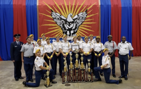 JROTC Members Win National Championship in Florida
