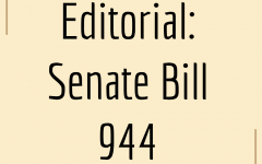 Editorial: Communication Privacy, Senate Bill 944