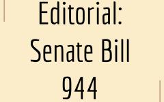 Editorial: Communication Privacy, Senate Bill 944