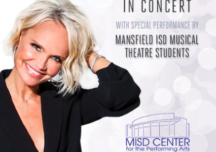 Nine MHS Students Will Perform with Kristin Chenoweth at November Concert