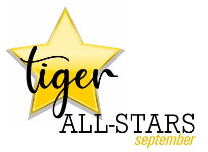 September Tiger All-Stars