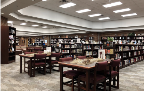 Buechele Offers New Changes to Library