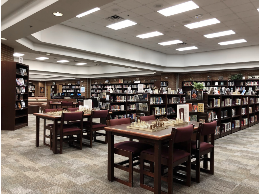 Buechele+Offers+New+Changes+to+Library