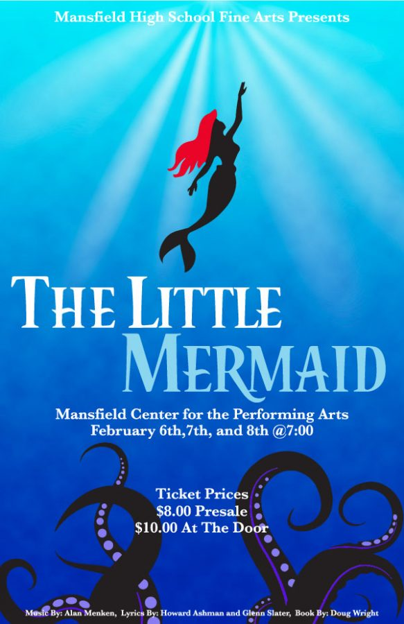 MHS Theater Presents Annual Musical: The Little Mermaid