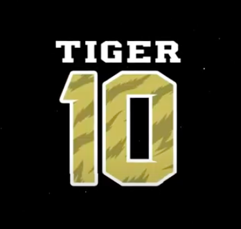 Football Team Produces Tiger10 Videos to Introduce Players