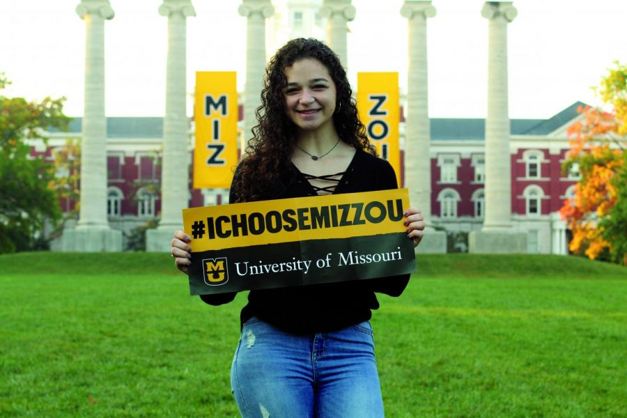 Personal Column: I Choose Mizzou