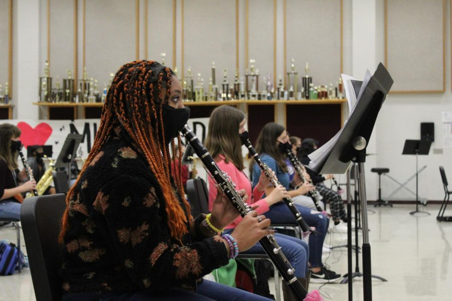 Band Competes in Solo, Ensemble Contest Tomorrow