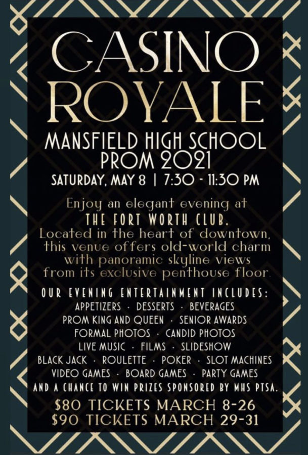 MHS Hosts Prom May 8